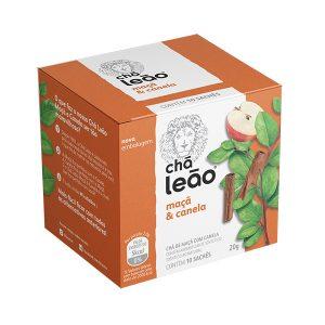 Chá Leão Maçã Com Canela