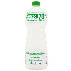 Álcool 70° Hidralcol Bactericida 1L