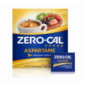 Adoçante Pó Zero Cal Aspartame