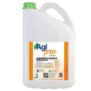 Sabonete Líquido Cleene Perolizado Archote 5L