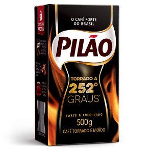 Café Pilão a Vácuo 252° Graus