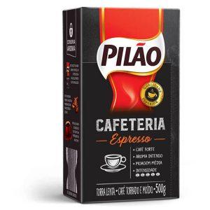 Café Pilão a Vácuo Cafeteria Espresso 500g