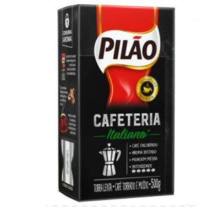 Café Pilão a Vácuo Cafeteria Italiano 500g