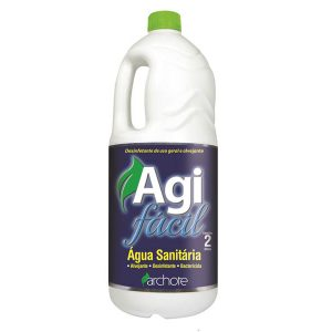 Água Sanitária Agifácil 2L