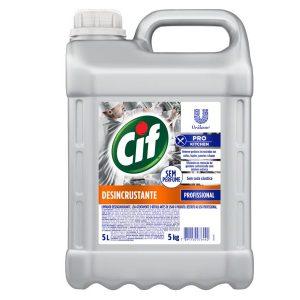 Desincrustante Cif 5L