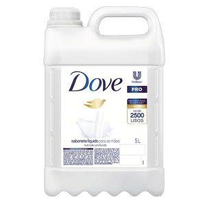 Sabonete Líquido Original Dove 5L